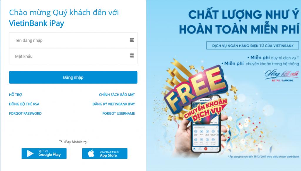 vietinbank-online